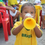 Jeg bråker så godt jeg kan. Futuro Rio- foto Snorre Holand - Futuro Rio de Janeiro