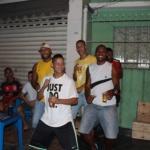Og så var det zamba. Futuro Rio de Janeiro- foto Snorre Holand - Futuro Rio de Janeiro
