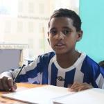 I Bolsa Familia forplikter familien seg til å følge opp skolegangen - Foto Snorre Holand Futuro Rio