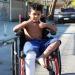 Futuro Rio de Janeiro; Edson med skadet legg- foto Snorre Holand - Futuro Rio