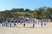 Et av Futuro Rio's mange trenings-partier. Foto: Snorre Holand