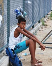 Futuro Rio følger opp skolearbeidet for den enkelte. Av og til kan sanksjoner som utestengelse fra trening være oppdragende tiltak. Illustrasjonsbilde. Foto: Snorre Holand