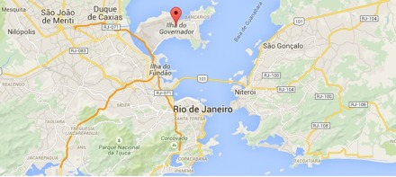 Futuro Rio de Janeiro's prosjekter. www.futuroriodejaneiro.no