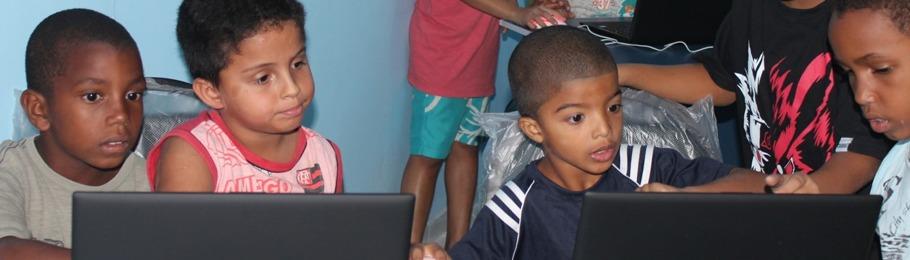 Futuro Rio de Janeiros elever på vår skole Casa da Noruega