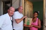Johnny Steen og Lasse Knudsen fra Bane og Entreprenørservise AS, Futuro Rio de Janeiro, Bancarios, ihla do governador,