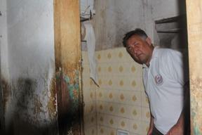 www.Futuroriodejaneiro.no Futuro Rio de Janeiro. Her er prosjektleder Snorre Holand ved overtagelse av leilighet nr 1 - Casa Ancora