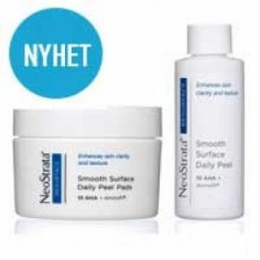 Smooth Surface Daily Peel Pads