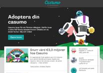 casumo freespins