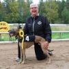 Lopp 7 - Järbo Race Vinnare: El Commander Crow