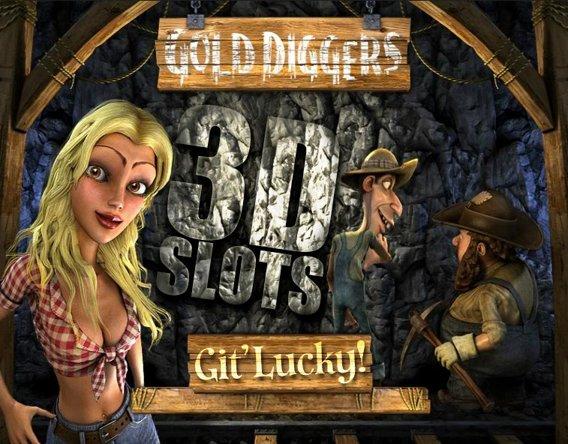 slots gold diggers