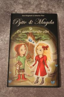 Pytte och Magda - en annorlunda vän -