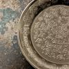 Majas Cottage Ljusfat silver eller mattvit 30 cm - Ljusfat silver