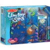 Leksaker golvpussel - Under the sea