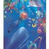 Leksaker golvpussel - Under the sea