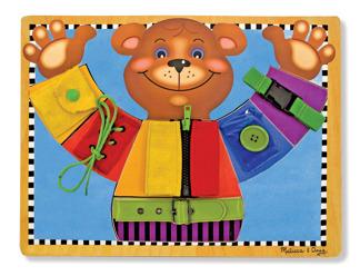 Leksaker - Basic skills board -