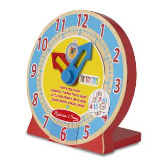 Leksaker - Klocka lär dig tidn -