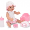 Leksaker - Dockset Annie (dricker vatten och kissar sedan)