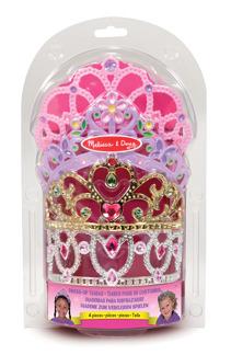 Leksaker - Tiara 4-pack (utklädnad) -