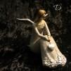Ängelserien Ellinor - Sittande ängel Ellinor_D