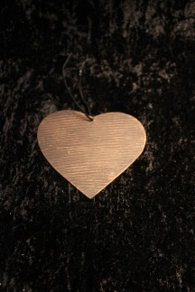 Hängande hjärta -