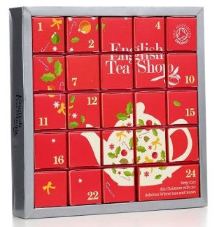 Te/Adventskalender - English Tea Shop -