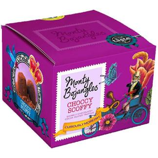 Chokladtryfflar Choccy Scoffy -