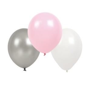 Halva priset!! Jabadabado ljusrosa ballonger -