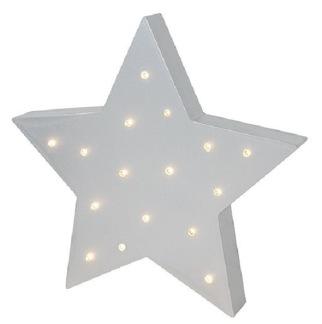 Jabadabado Ledlampa stjärna -