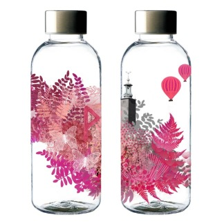 Vattenflaska WisdomFlask - 0,65L - Kärlek -