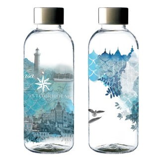 Vattenflaska WisdomFlask 0,65 L - Vatten -