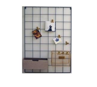 Galler foto/notis stor inkl. klämmor m.m. 54x81 cm - Galler foto/notis stor
