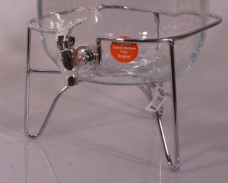 Dryckesbehållare (8 liter) - ställning -