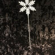 Blompinne julstjärna