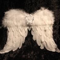 Väggdekor änglavingar
