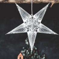 Majas Adventsstjärna Star oriental (5-uddig)