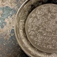Majas Cottage Ljusfat silver eller mattvit 30 cm