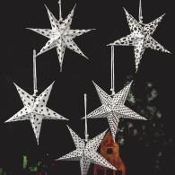 Majas prydnadsstjärnor, 5-pack