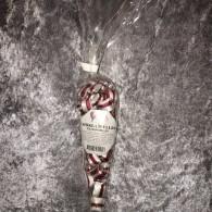Grenna chokladfyllda polkakarameller