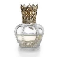Dofta Oljelampa Crown (klar/guld)