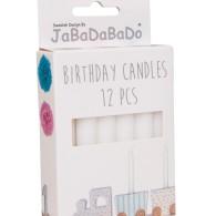 Jabadabado ljus till födelsedagståg