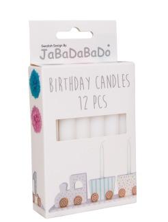 Jabadabado ljus till födelsedagståg -