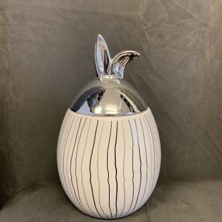 Rabbit Jar - Stor med silverlock - Rabbit Jar - Stor med silverlock
