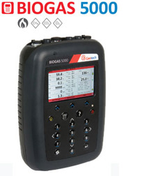 Boigas5000 biogasanalysator