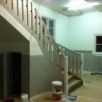 Hallen efter målning
