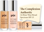 4-in-1 Liquid 14-Hour Wear Foundation Broad Spectrum SPF 15