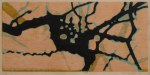 19) Gren, 16x33 cm, träsnitt, u.50