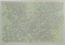 Lövverk, träsnitt, 20x26 cm