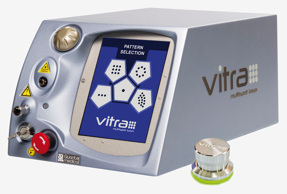 Vitra Multispot (Quantel Medical)