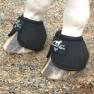 Ballistic overreach boots - Svarta L