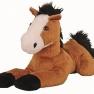 Mjukis häst  - Häst brun